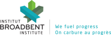 Broadbent Institute logo
