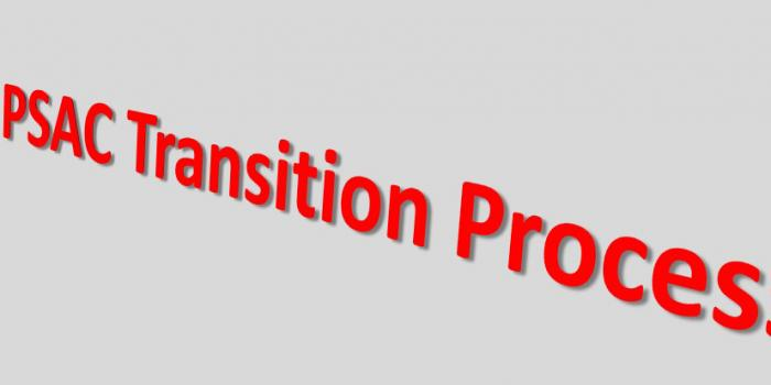 PSAC Transition Process image
