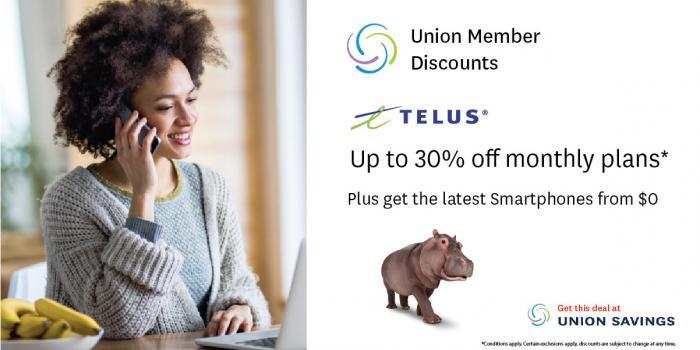 Telus mobility discount